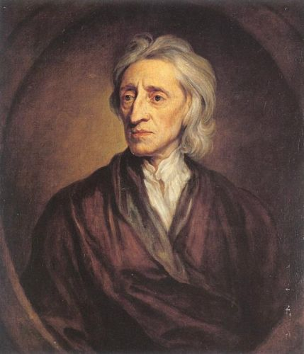 John Locke by Godfrey Kneller