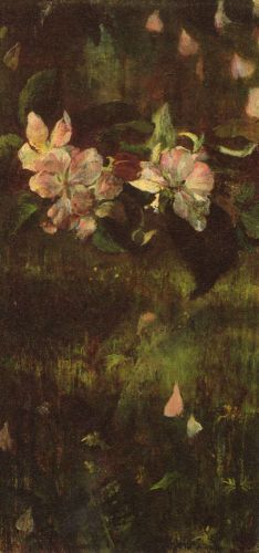 Apple Blossoms by John LaFarge
