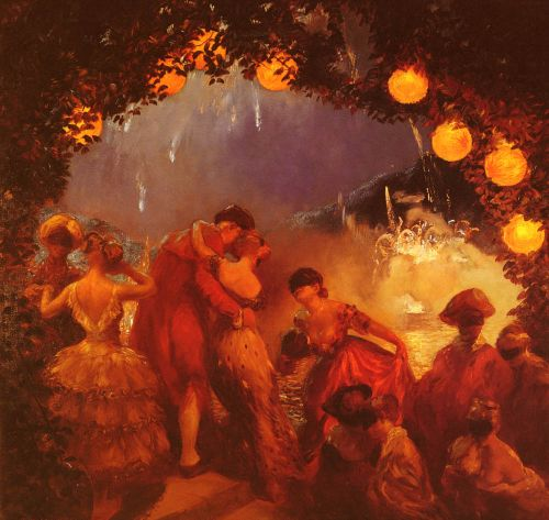 L'Intrigue Nocturne by Gaston de Latouche
