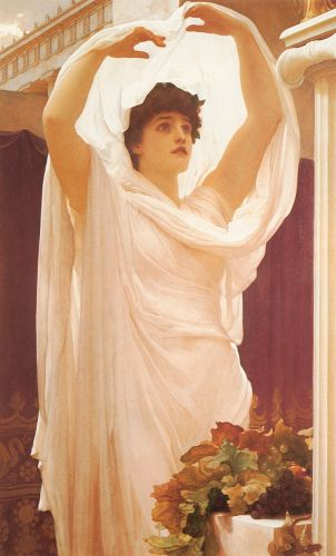 Invocation by Frederick Leighton