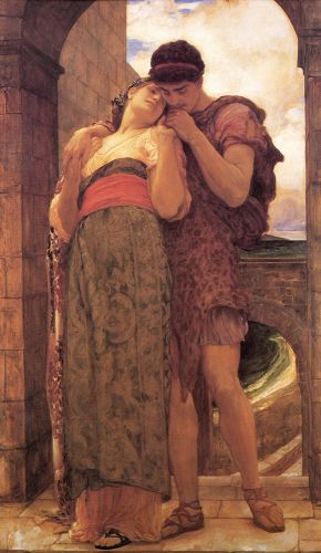 Wedded by Frederick Leighton