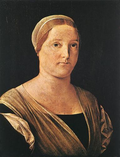 Portrait of a Woman by Lorenzo Lotto