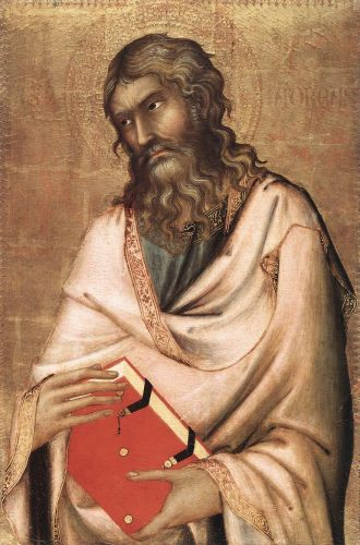 St Andrew by Simone Martini