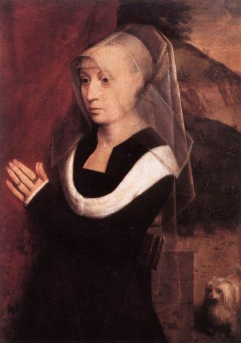 Donor by Hans Memling