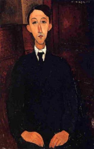 Manual Humbert Esteve by Amedeo Modigliani