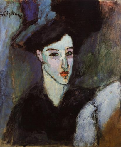The Jewish Woman by Amedeo Modigliani