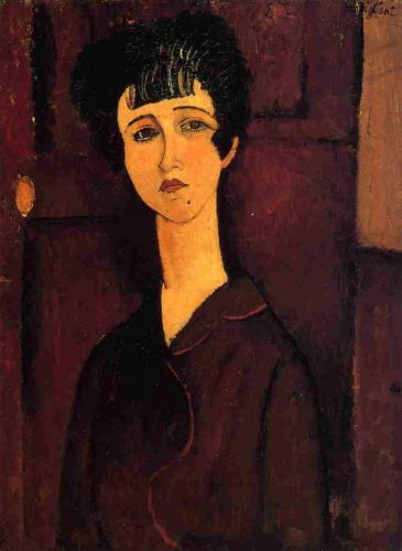Victoria by Amedeo Modigliani