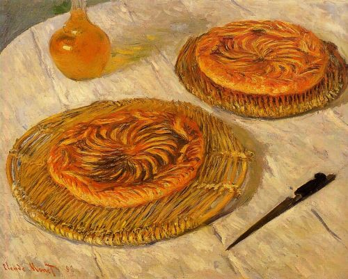 The 'Galettes', 1882 by Claude Monet