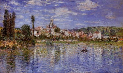 Vetheuil in Summer, 1880 by Claude Monet