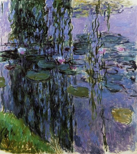 Water-Lilies, 1919 by Claude Monet