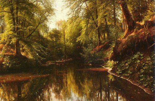 At Seaby by Peder Mork Monsted
