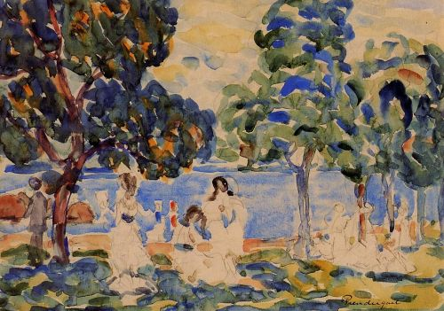 Summer Day by Maurice Prendergast