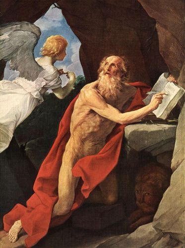 St Jerome by Guido Reni