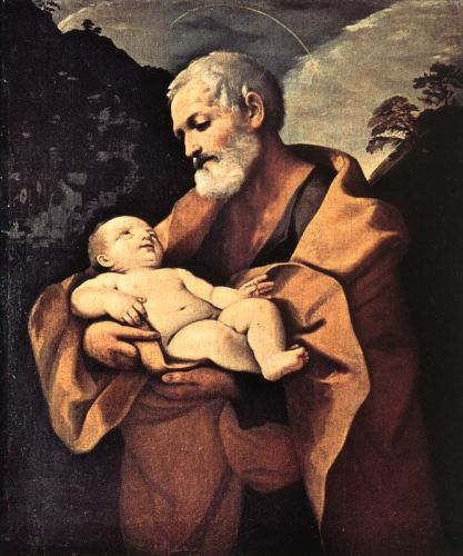 St Joseph by Guido Reni