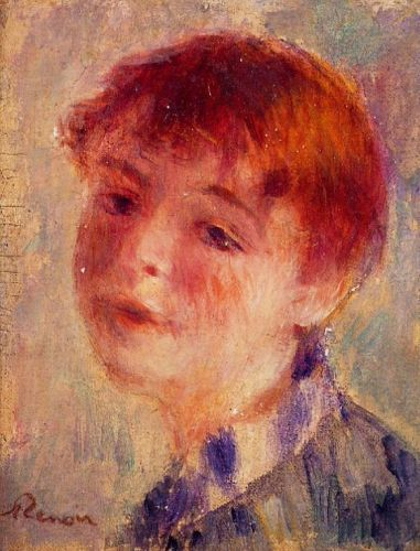 Margot, 1876 by Pierre-Auguste Renoir