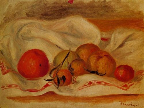 Still Life by Pierre-Auguste Renoir