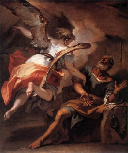 The Liberation of St Peter by Sebastiano Ricci