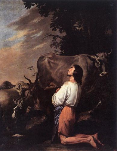 The Prodigal Son by Salvator Rosa