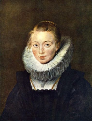 Portrait of a Chambermaid by Peter Paul Rubens