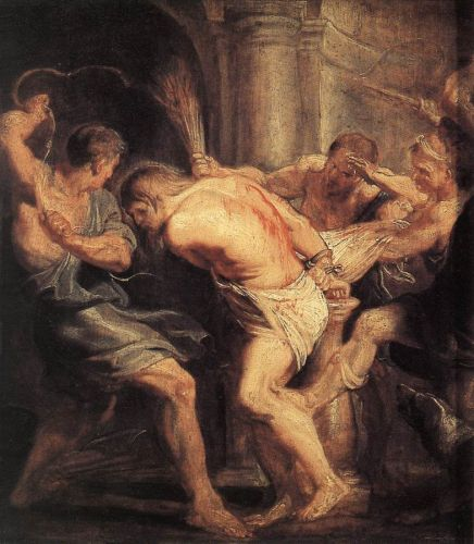 The Flagellation of Christ by Peter Paul Rubens