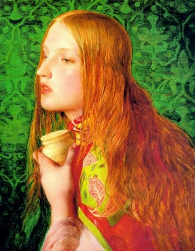 Mary Magdalene by Anthony Frederick Sandys