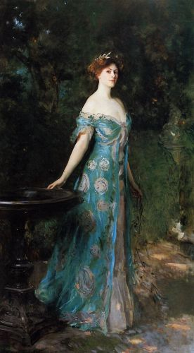 Millicent, Duchess of Sutherland by John Singer Sargent