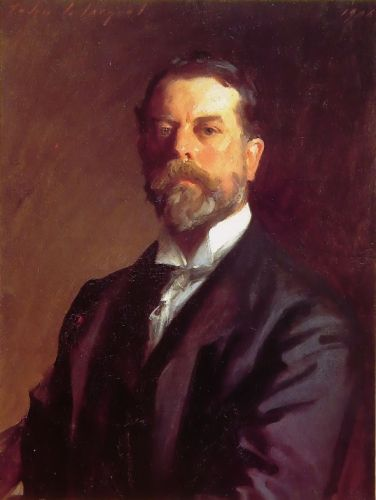Self Portrait by John Singer Sargent
