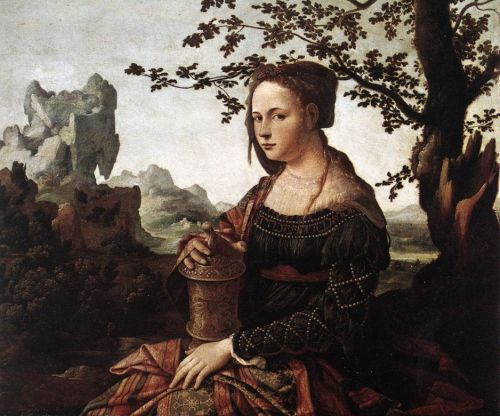 Mary Magdalene by Jan van Scorel