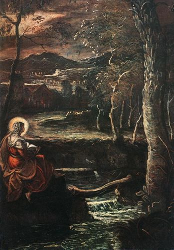St Mary of Egypt by Jacopo Robusti Tintoretto