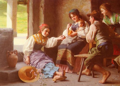 Play-Time by Giovanni Battista Torriglia