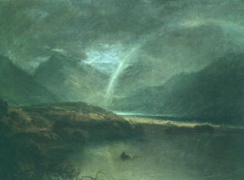 Buttermere Lake by Joseph Mallord William Turner
