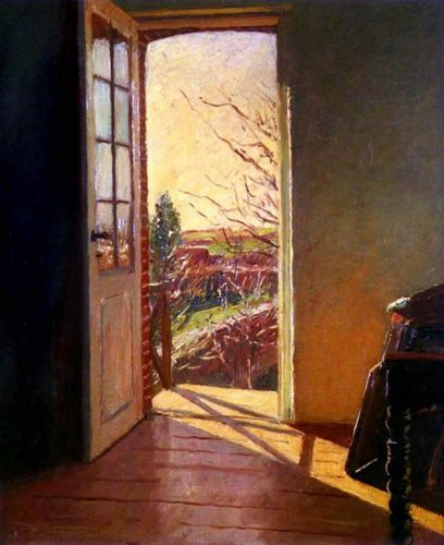 From the Studio by Laurits Tuxen
