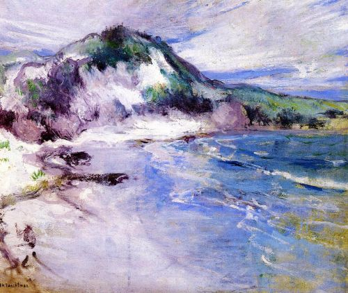 Beach at Squam by John Henry Twachtman