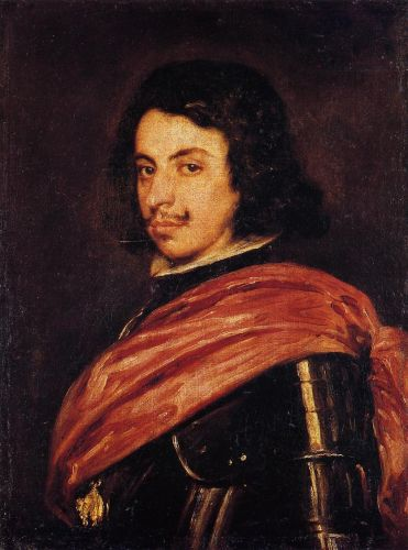 Francesco II d'Este, Duke of Modena by Diego Velázquez