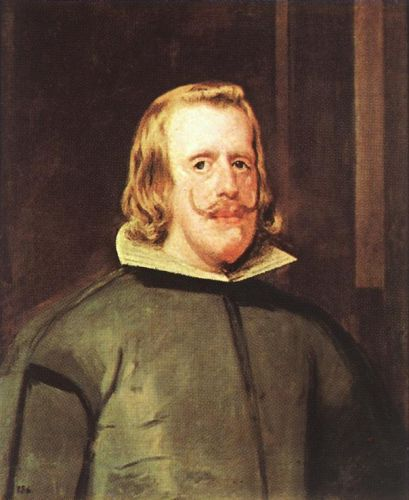 Philip IV by Diego Velázquez