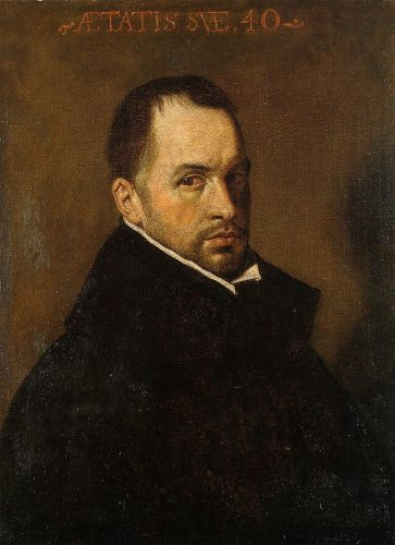 Portrait of a Cleric by Diego Velázquez