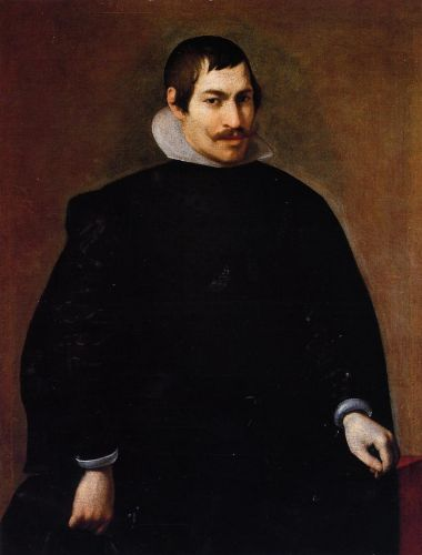 Portrait of a Man by Diego Velázquez