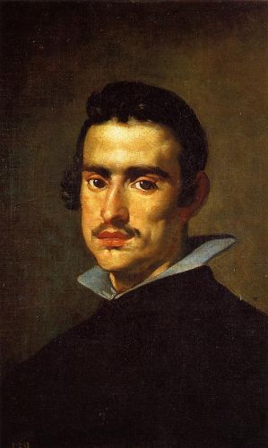 Portrait of a Young Man by Diego Velázquez