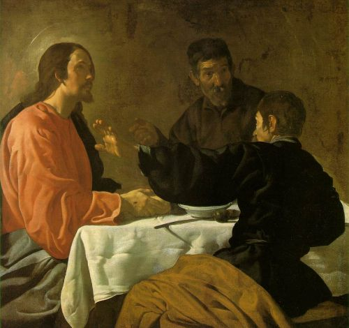 Supper at Emmaus by Diego Velázquez