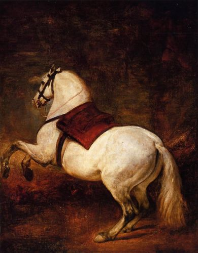 The White Horse by Diego Velázquez