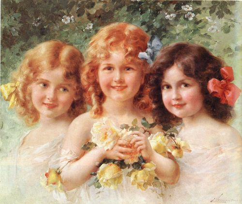 Emile Vernon | V | Master Artists | PaintingAll Art Gallery