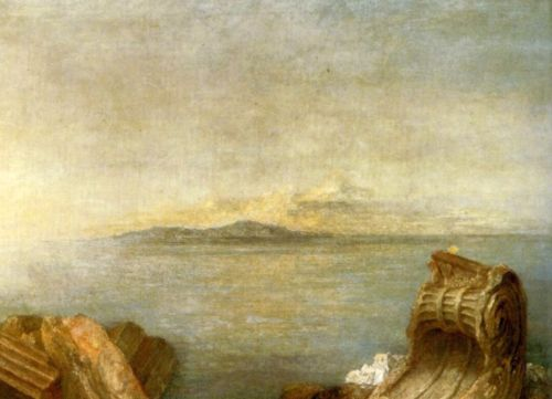 Seascape by George Frederick Watts
