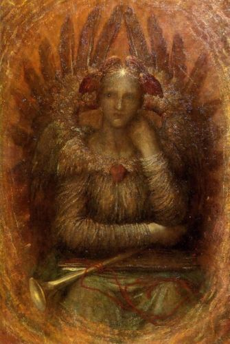 The Dweller Within by George Frederick Watts