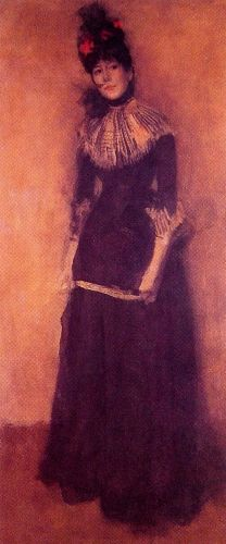 La Jolie Mutine by James Abbott McNeill Whistler