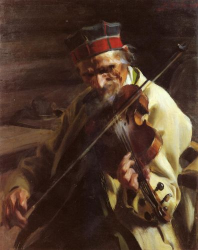 Hins Anders by Anders Zorn