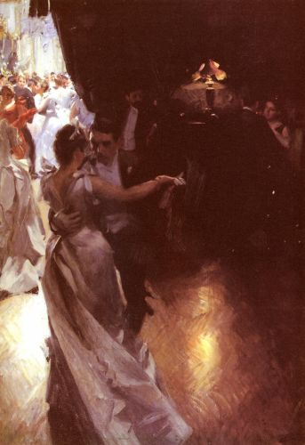 Valser by Anders Zorn